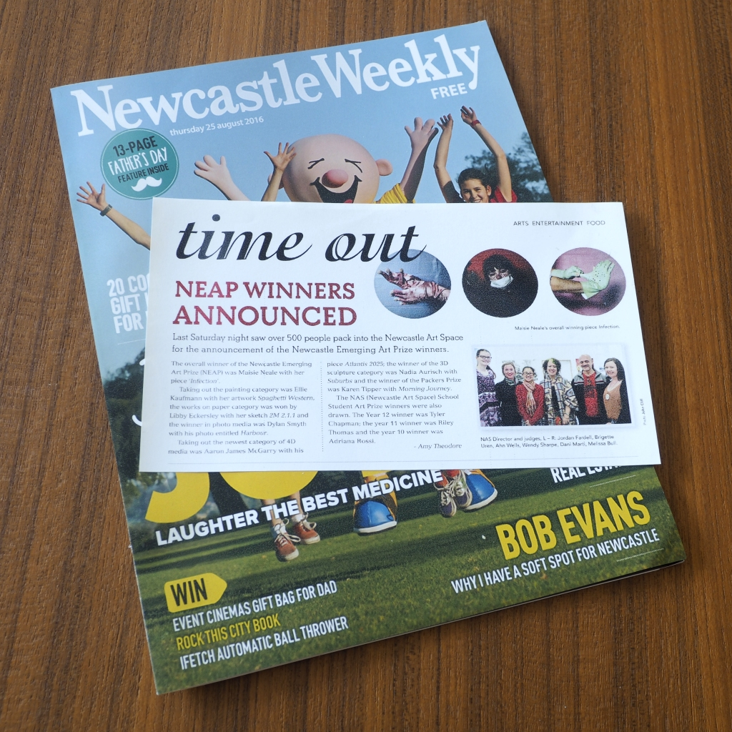 Newcastle Weekly Cover